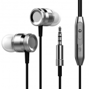 Black Super Bass headphones